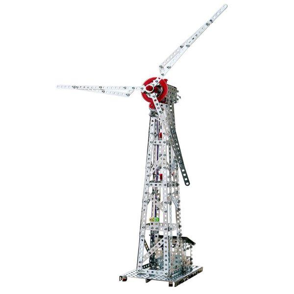 Метален конструктор - Ветрогенератор
